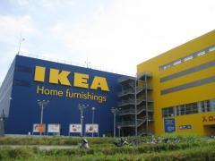 IKEA鶴浜