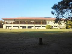 県立柏の葉公園コミュニティ体育館