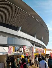 岡山県総合グラウンド陸上競技場