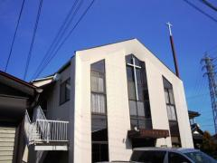 日本キリスト改革派 川越教会