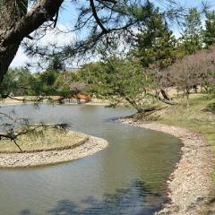 名勝大乗院庭園文化館