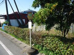 「下大多喜」バス停留所