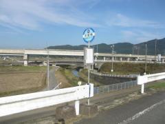 「茶屋橋」バス停留所