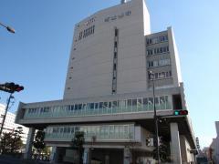 阿波銀行本店