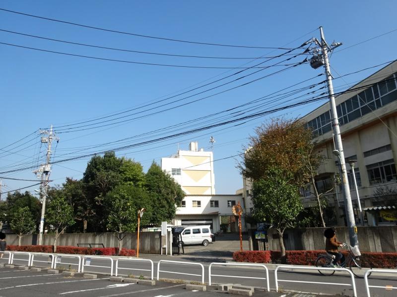 十二月田小学校(川口市朝日)【...