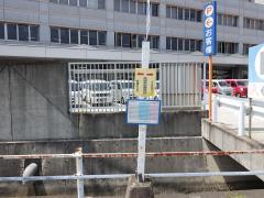 「姫路南郵便局前」バス停留所