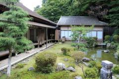 西教寺庭園