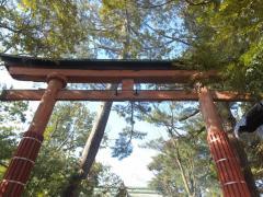 諏訪宮莵橋神社