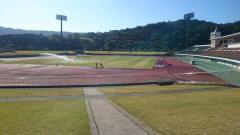 長崎市総合運動公園かきどまり陸上競技場