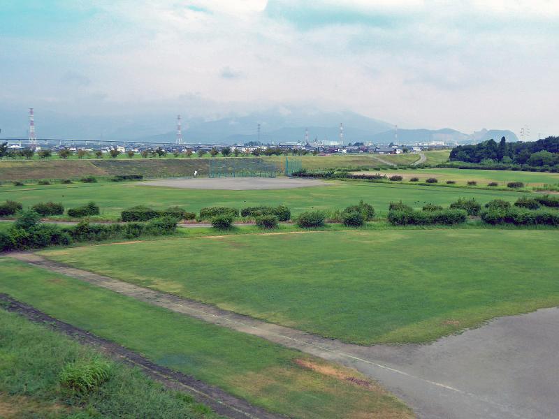 杭瀬川スポーツ公園(大垣市)の...