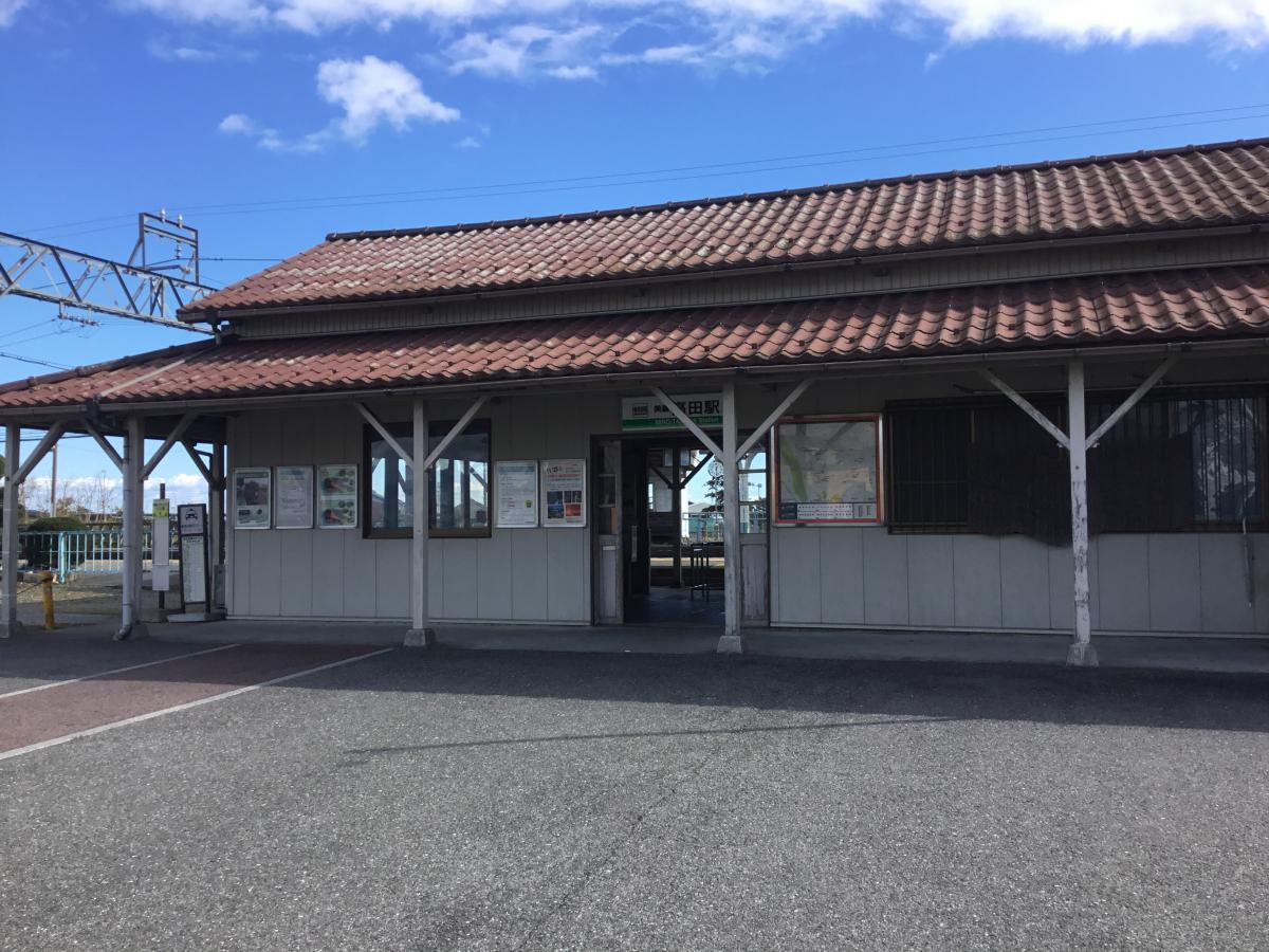 美濃高田駅