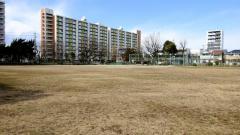 稲葉地公園野球場