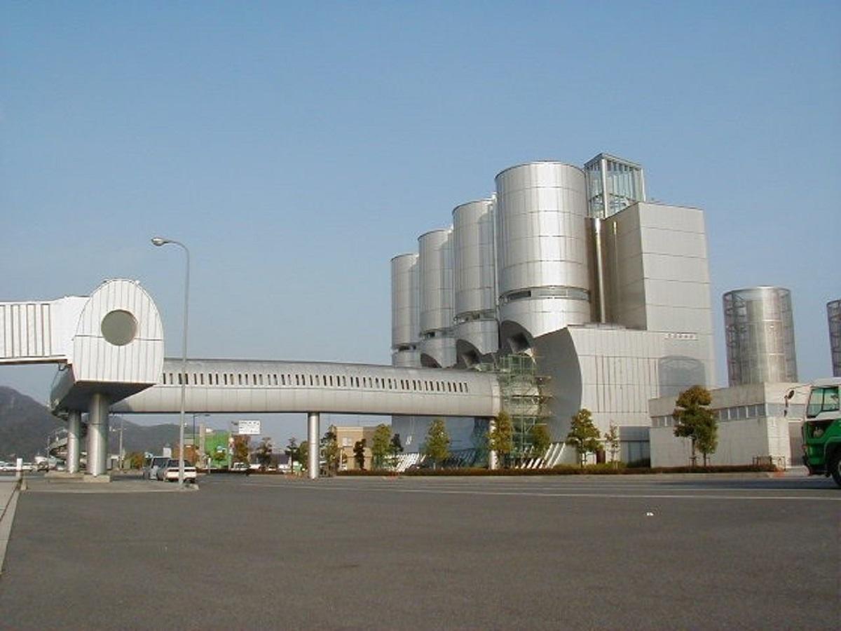 境港フェリーターミナル