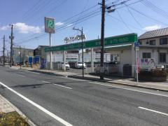トヨタレンタリース新福島泉駅前店