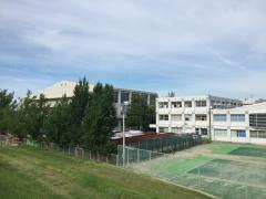 岡崎城西高校