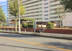 「丸町東」バス停留所