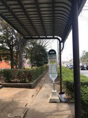 「川口環境センター」バス停留所
