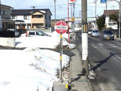 「江南公民館前」バス停留所