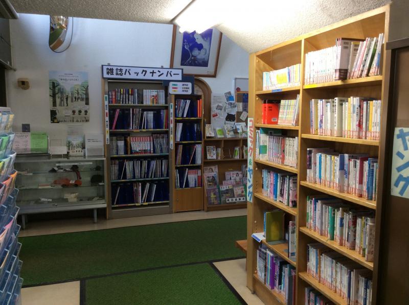 新琴似図書館(札幌市北区)の投...