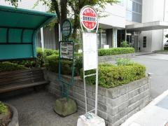 「倉敷郵便局前」バス停留所