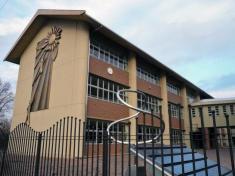 北方中学校