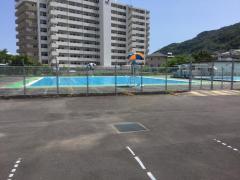 長崎市民網場プール