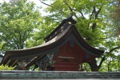 穴切大神社
