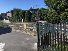 「江南入口」バス停留所