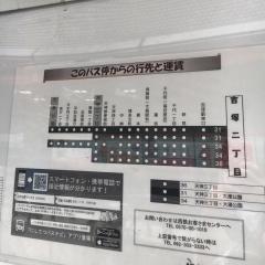 「吉塚二丁目」バス停留所