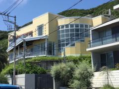 葉山ゲストハウスC33レストランイルドソレイユ