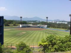 中井中央公園野球場