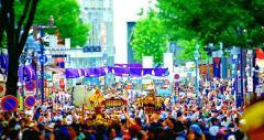 金王八幡宮例大祭