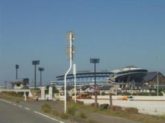 松山中央公園野球場