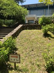 奈良県立大渕池公園体育館