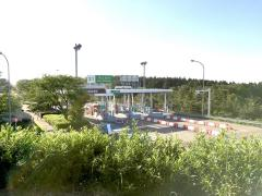 名立谷浜IC