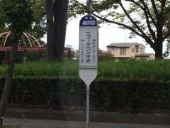 「ニュータウン中央」バス停留所