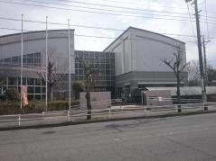 甲の原体育館プール(室内)