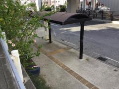 「牧志駅前」バス停留所