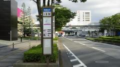 「IBM」バス停留所