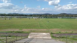 緑地公園サッカー場