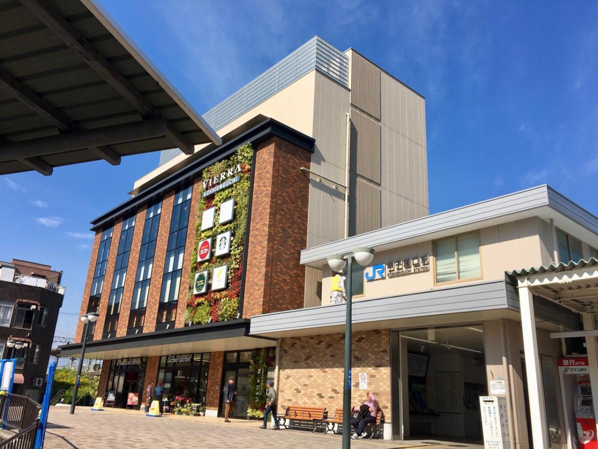 JR西日本、甲子園口駅