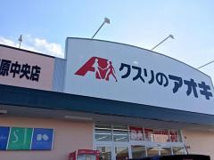 クスリのアオキ 蘇原中央店