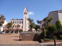 飯の峯中学校
