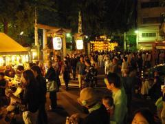 花車神明社祭