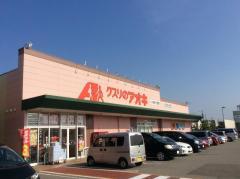 クスリのアオキ安原店