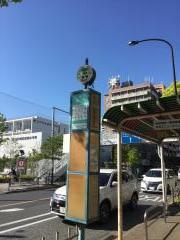 「船堀小学校前」バス停留所