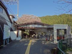 室生口大野駅
