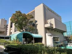 目黒区民センター体育館