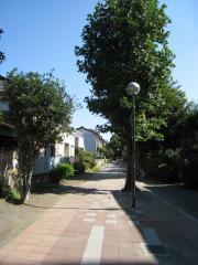 北谷町緑道