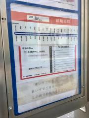 「古沢町」バス停留所